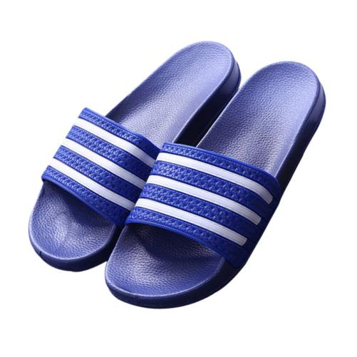 3 Stripe Sandal Flip Flops blue